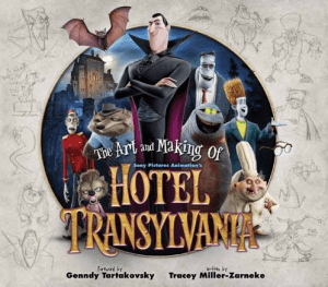 The-Art-and-Making-of-Hotel-Transylvania-Cover