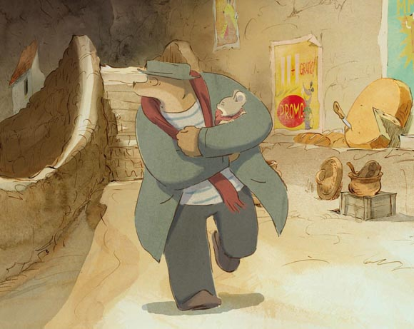 Ernest And Celestine To Come To Us Wins Cesar Award Rotoscopers