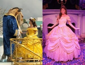 Belle's-New-Look-in-Disney-World