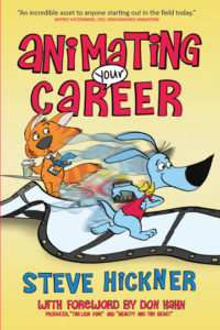 animating-your-career-steve-hickner-book-cover