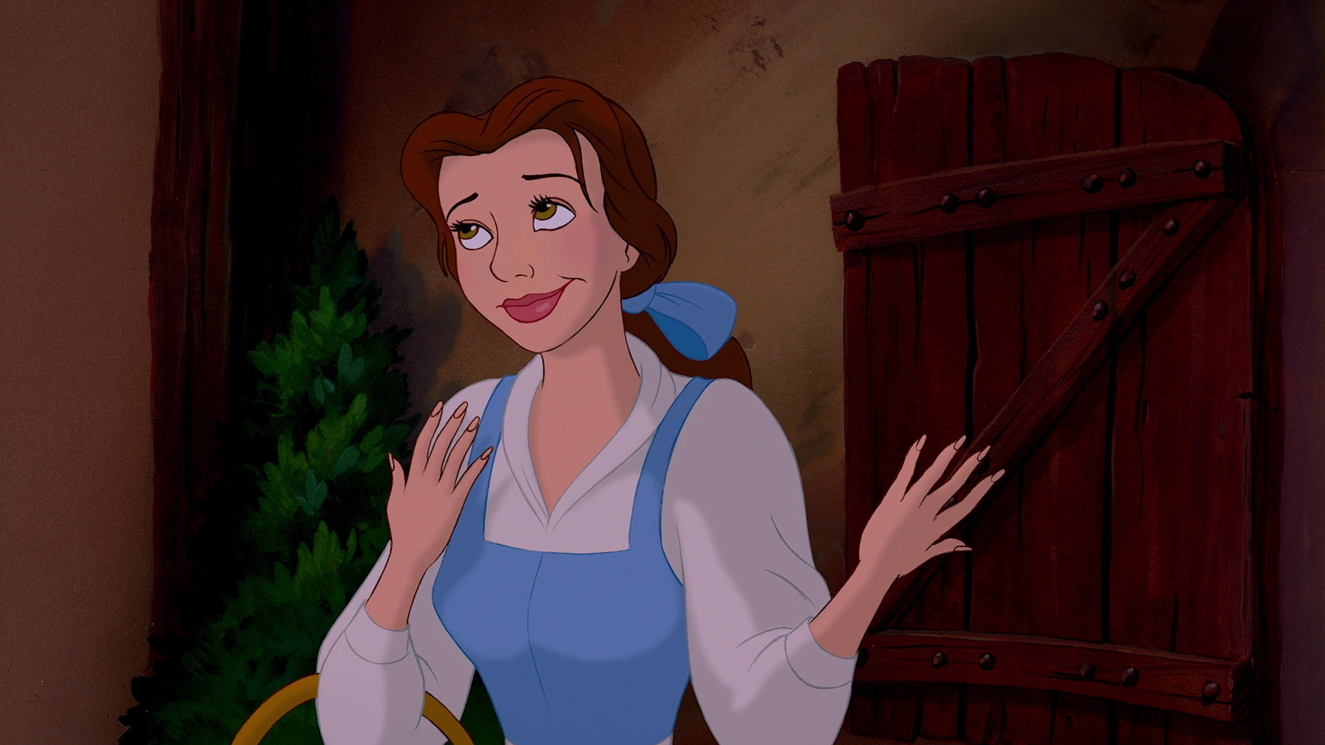 Belle Beauty And The Beast Wallpapers Backgrounds