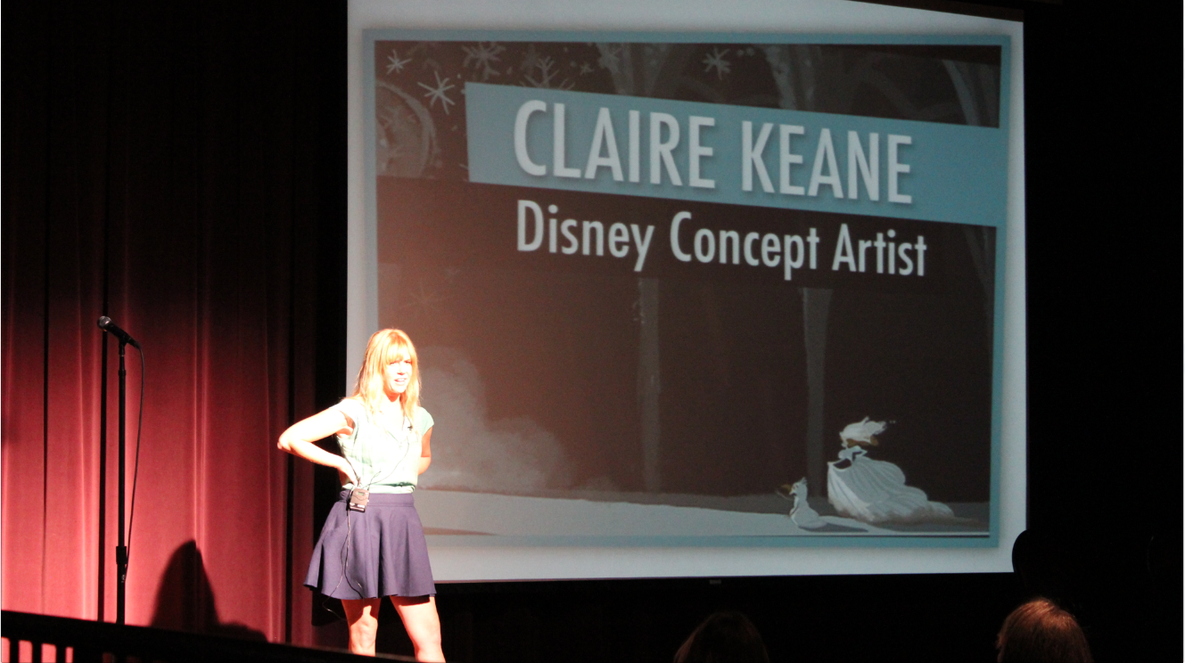 Taught by a Pro Weekend Claire Keane Disney  Concept Artist
