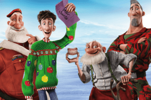 Could Arthur Christmas Become A Classic Rotoscopers