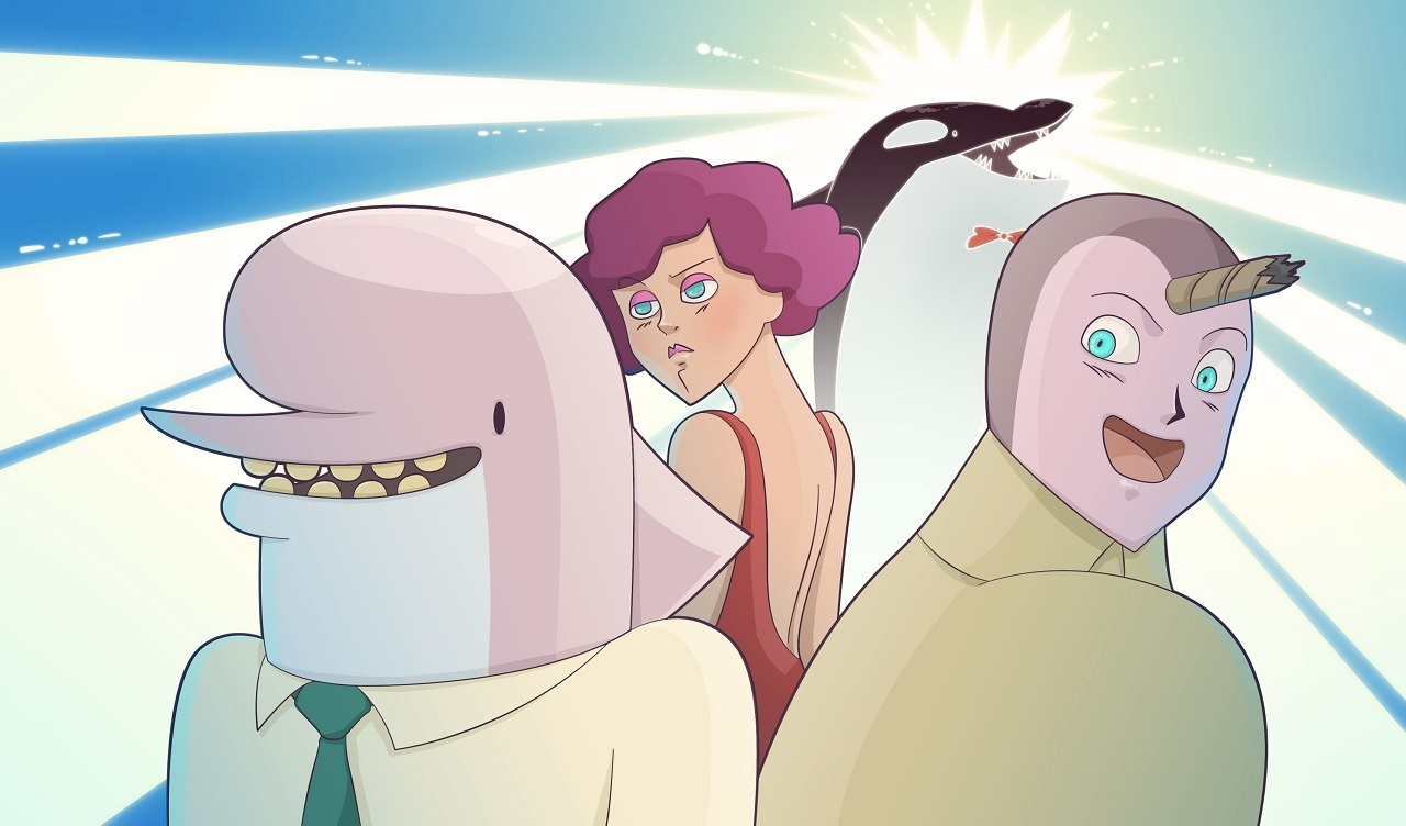 Cartoon Hangover Expands International Reach With Fin Punch Rotoscopers