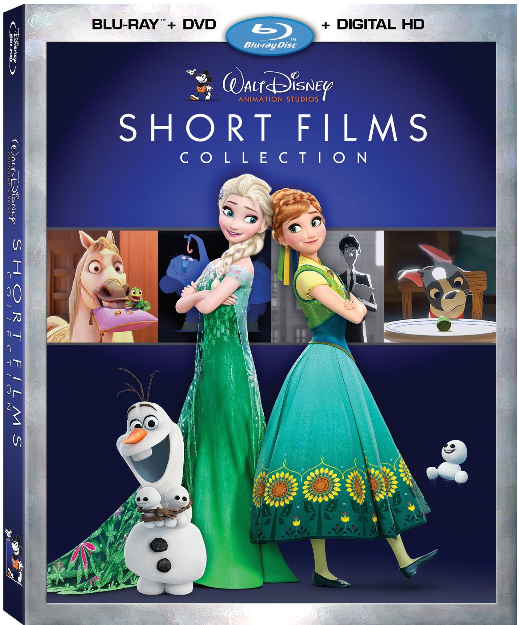 WaltDisneyStudiosAnimationShortFilmsCollection