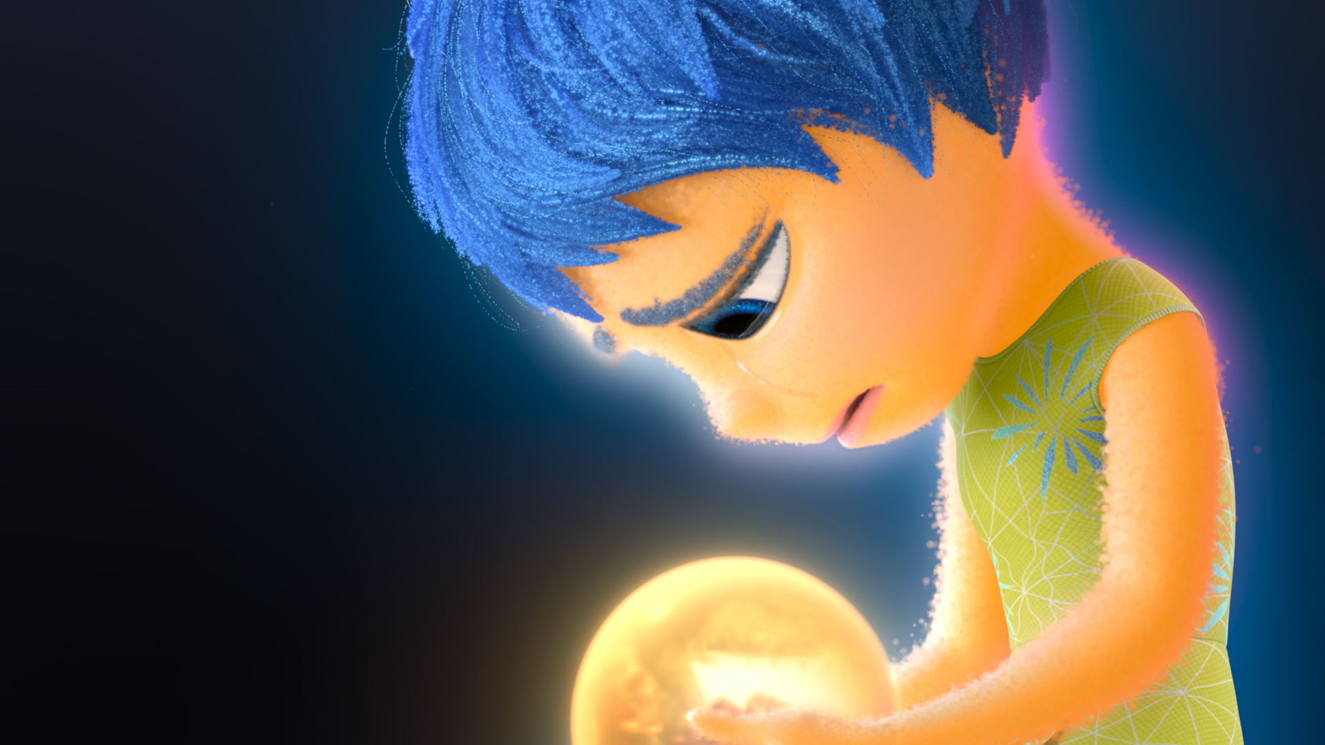 INSIDE OUT - Pictured: Joy. ?2015 Disney?Pixar. All Rights Reserved.