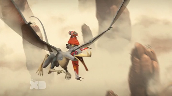 """""""Wings of the Master"""" 'Star Wars Rebels' S2E6 Recap/Review ... Dactillion"""