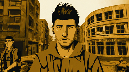 Adult animation like 2008's Waltz with Bashir is a great thing