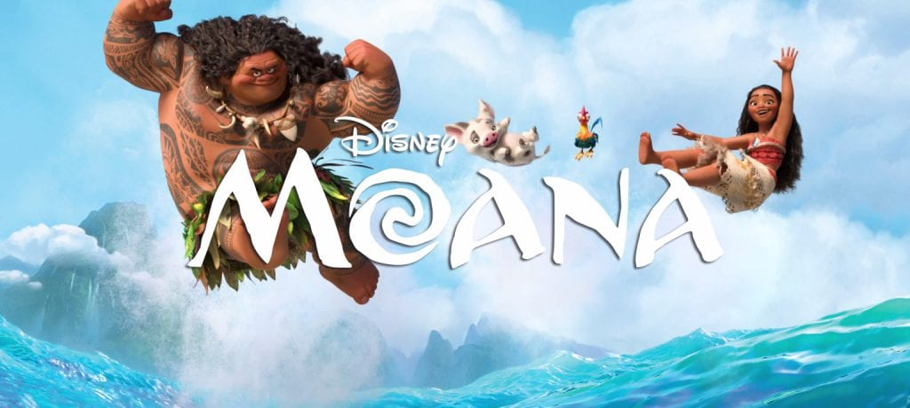Potential 'Moana' Sequel Might Feature Disney Animation's First Latina Princess