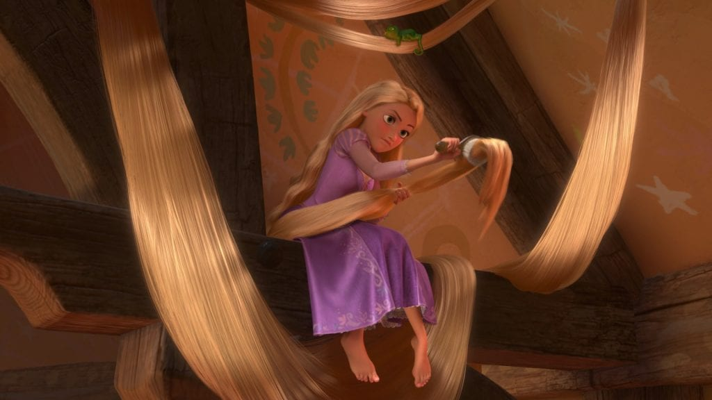 This script is as beautiful as Tangled's hair
