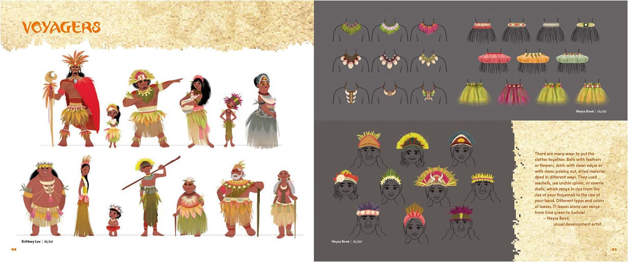 [ART BOOK REVIEW] 'The Art of Moana'