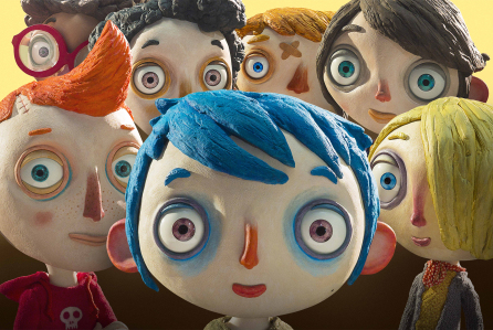 [REVIEW] 'My Life as a Zucchini'