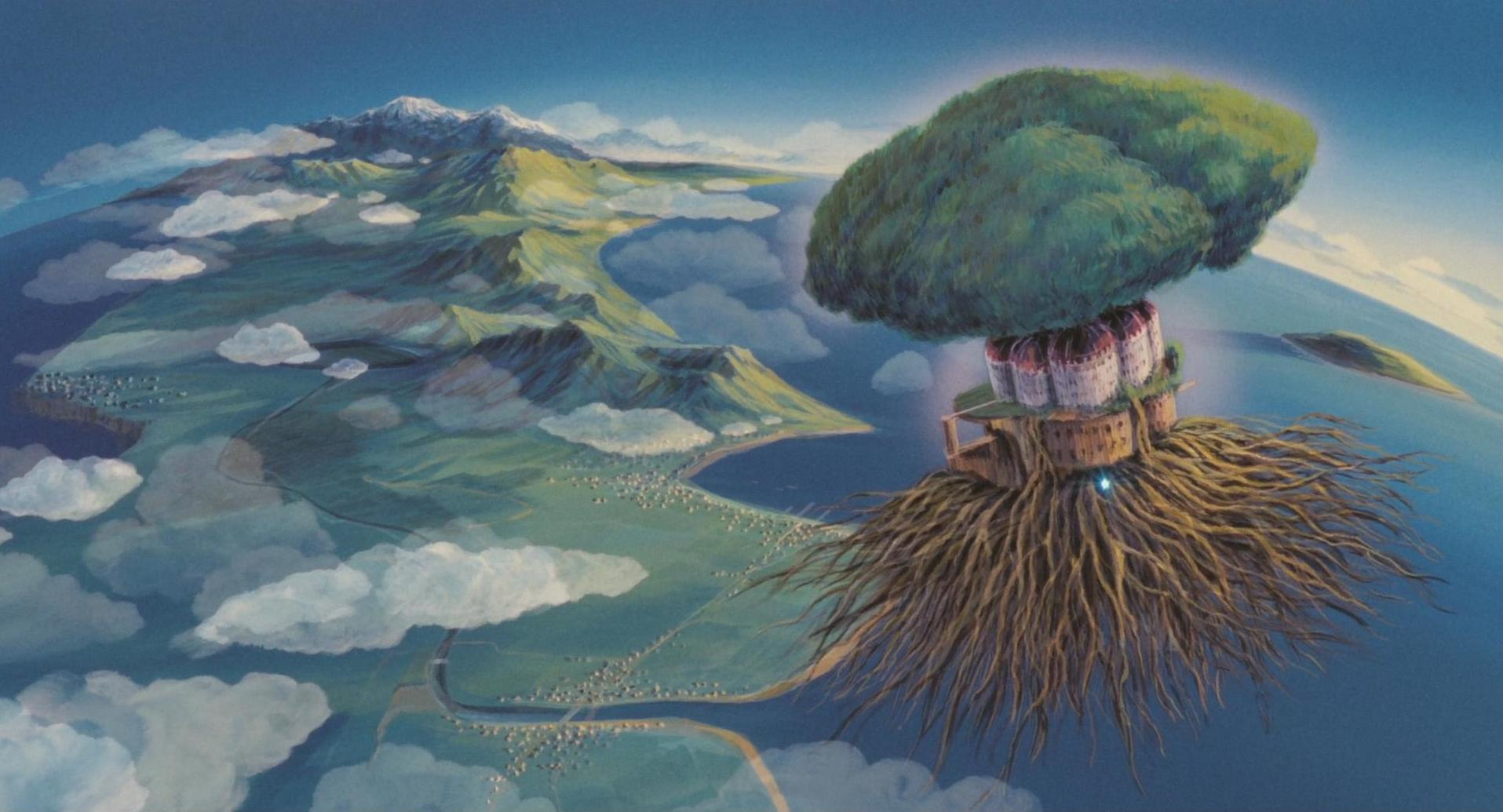 117 Best Castle in the sky images in 2020 | Castle in the ...