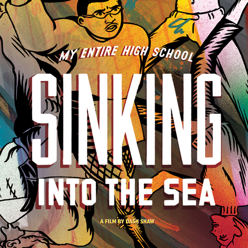 [REVIEW] 'My Entire High School Sinking Into the Sea'