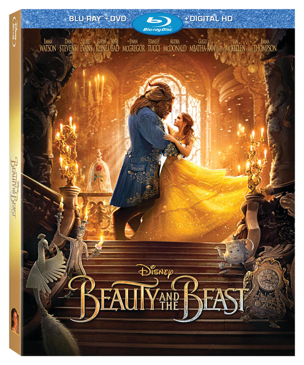 Review Beauty And The Beast 2017 Blu Ray Rotoscopers
