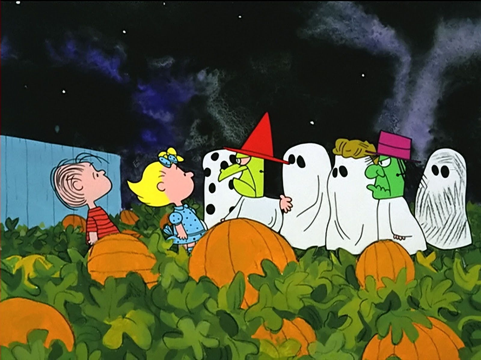 Halloween Countdown It S The Great Pumpkin Charlie Brown
