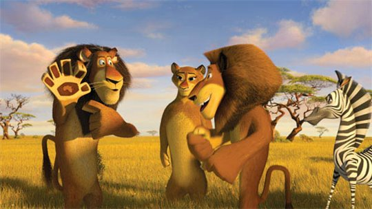 Dreamworks Animation Countdown 17 Madagascar Escape 2 Africa Rotoscopers