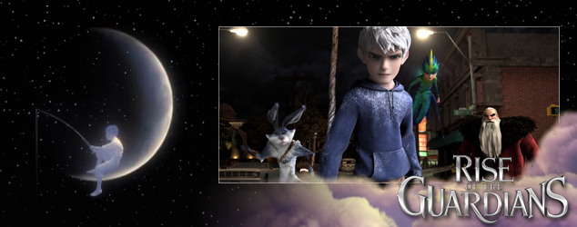 Dreamworks Countdown 25 Rise Of The Guardians Rotoscopers