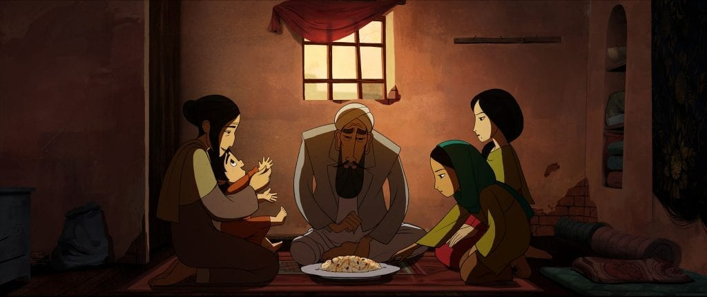 Roto-Writers Roundtable Review 'The Breadwinner'
