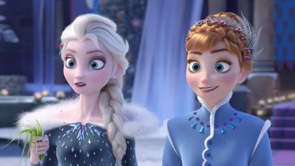 Image Result For Image Result For Review Film Frozen