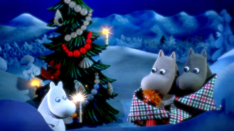 [REVIEW] Moomins and the Winter Wonderland