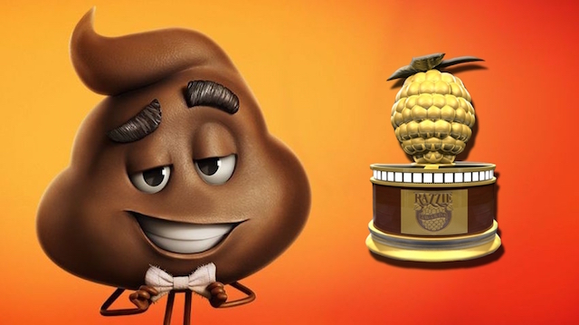 'The Emoji Movie' Makes Historical Wins at the Razzies
