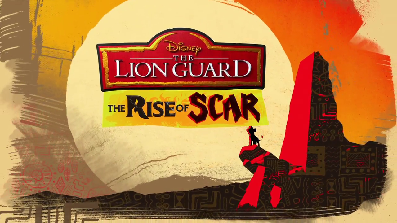 [REVIEW] 'The Lion Guard: The Rise of Scar' DVD