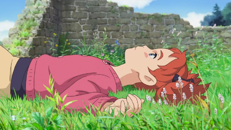 [REVIEW] 'Mary and The Witch's Flower'
