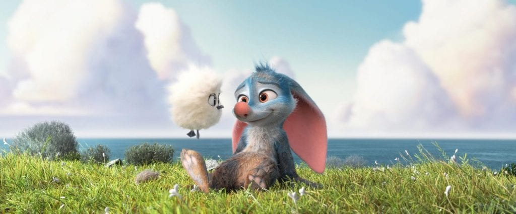 DreamWorks short film Bilby