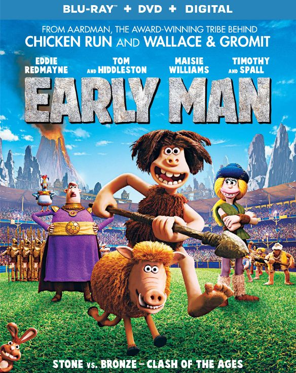 [Blu-ray Review] 'Early Man'