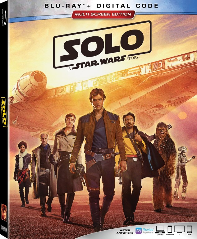[Blu-ray Review] 'Solo: A Star Wars Story'