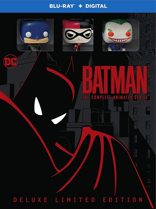 [Blu-Ray Review] Batman: The Animated Series