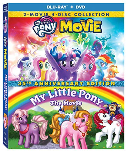 [Blu-ray/DVD Review] My Little Pony: The Movie - 35th Anniversary Edition