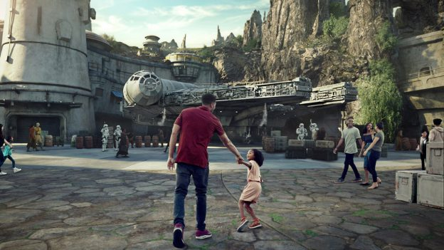 [DISNEY PARKS] Updated: 'Star Wars: Galaxy's Edge' Reservations Available May 2