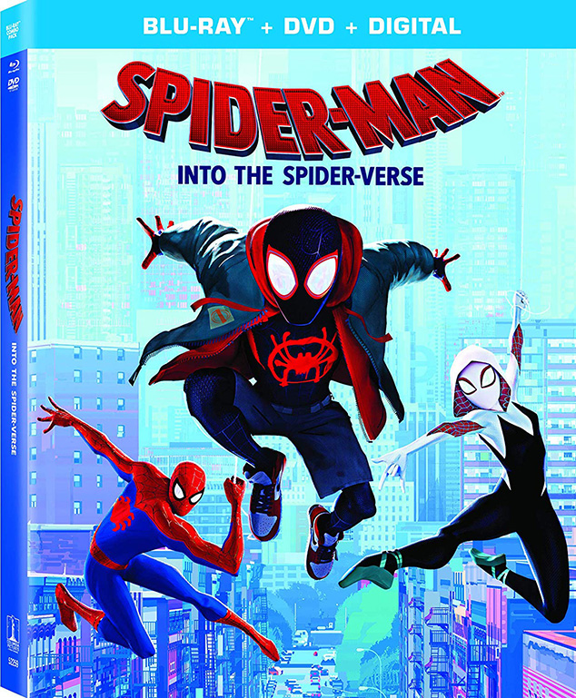 [Blu-ray Review] Spider-Man: Into the Spider-Verse